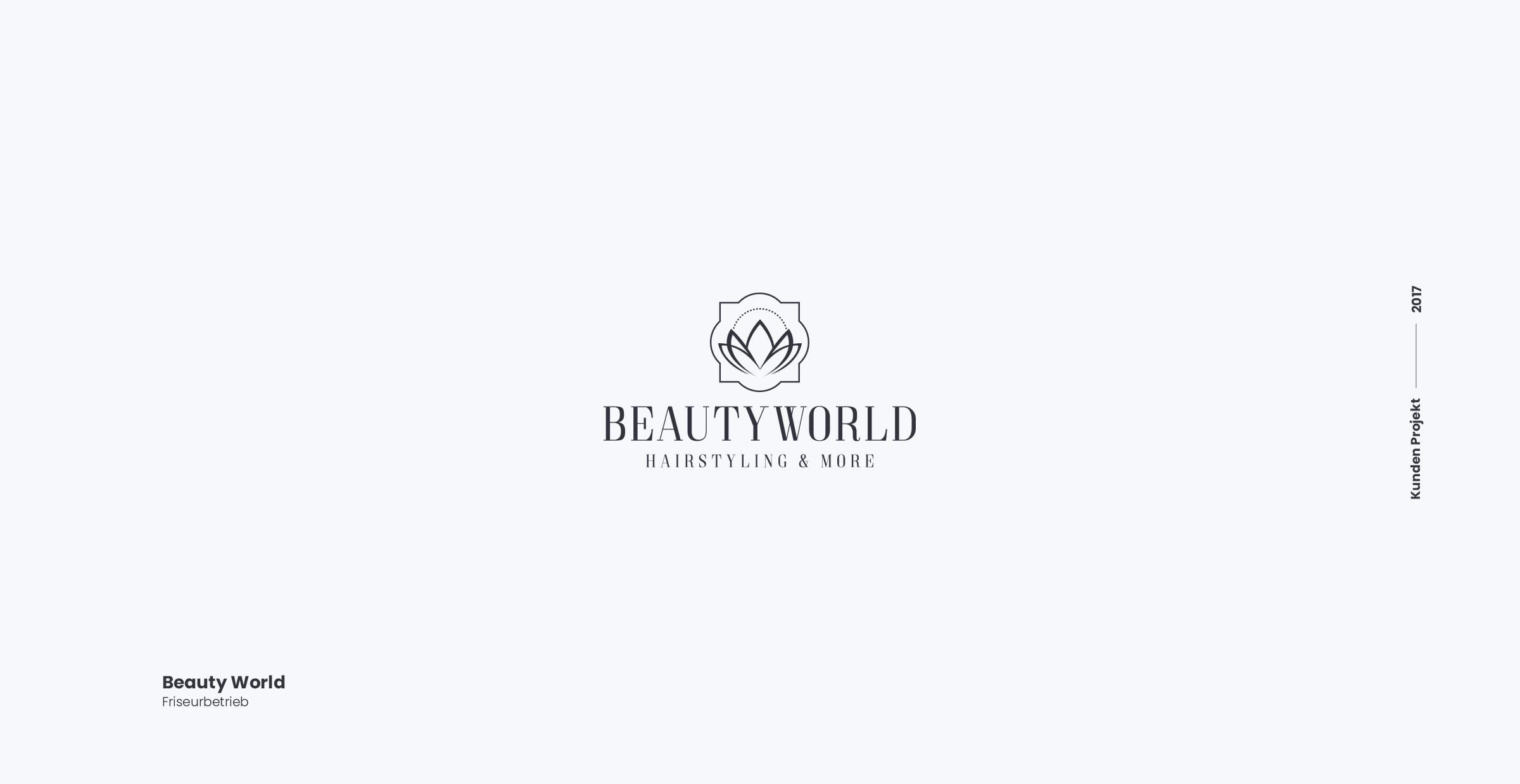 Beauty Logo Designagentur