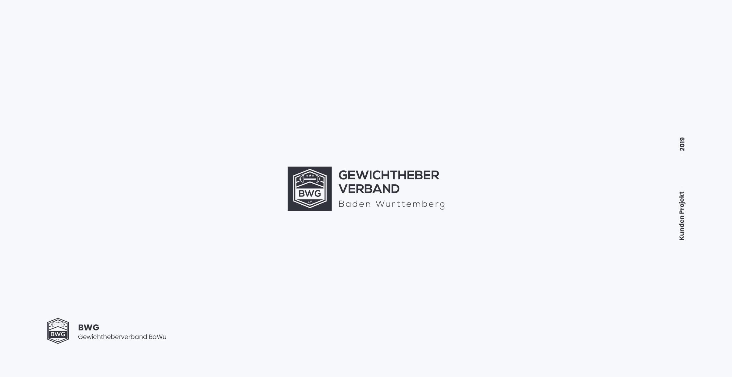 Logo Gestaltung Büro Blanko