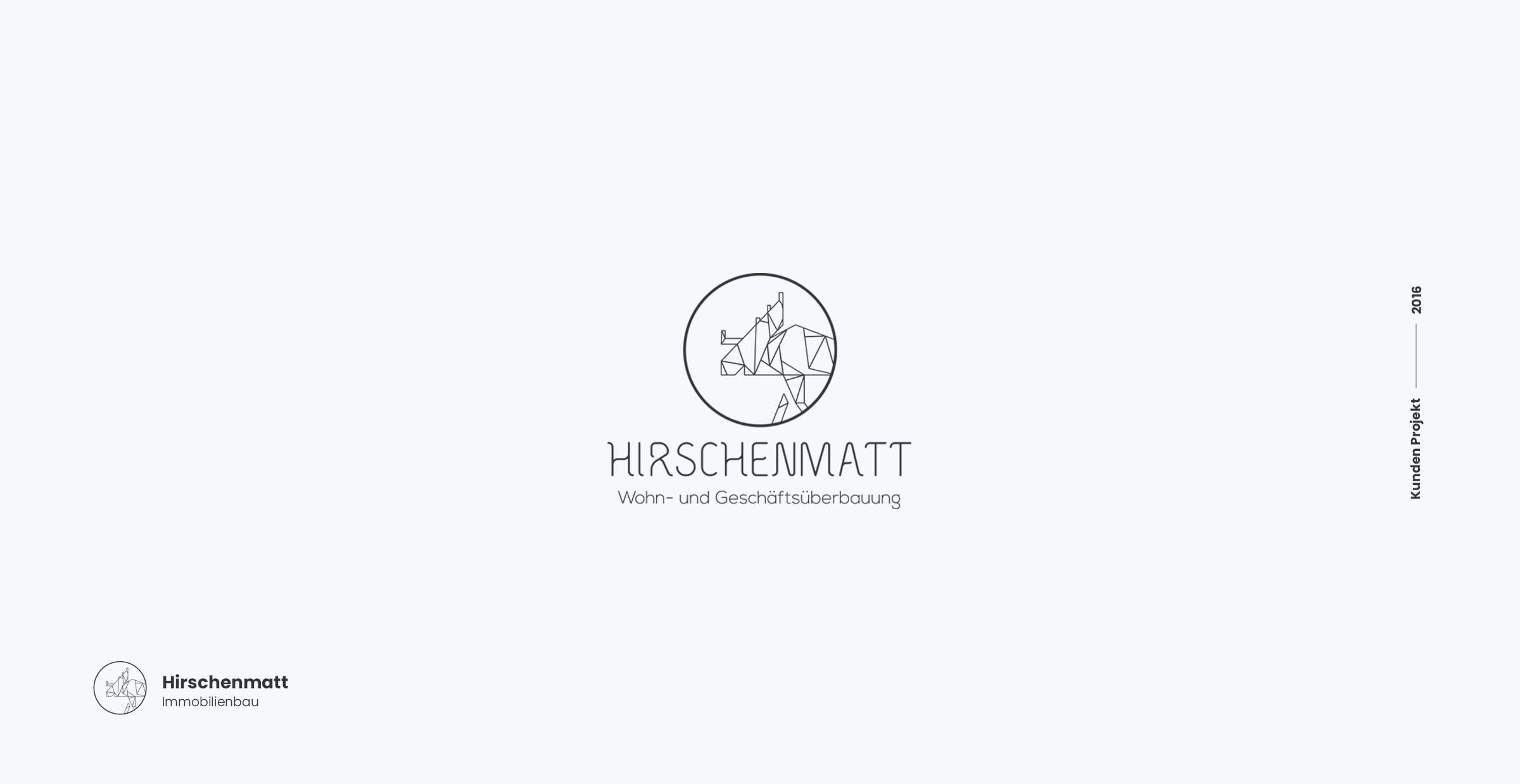 Immobilien Design Logo Mannheim