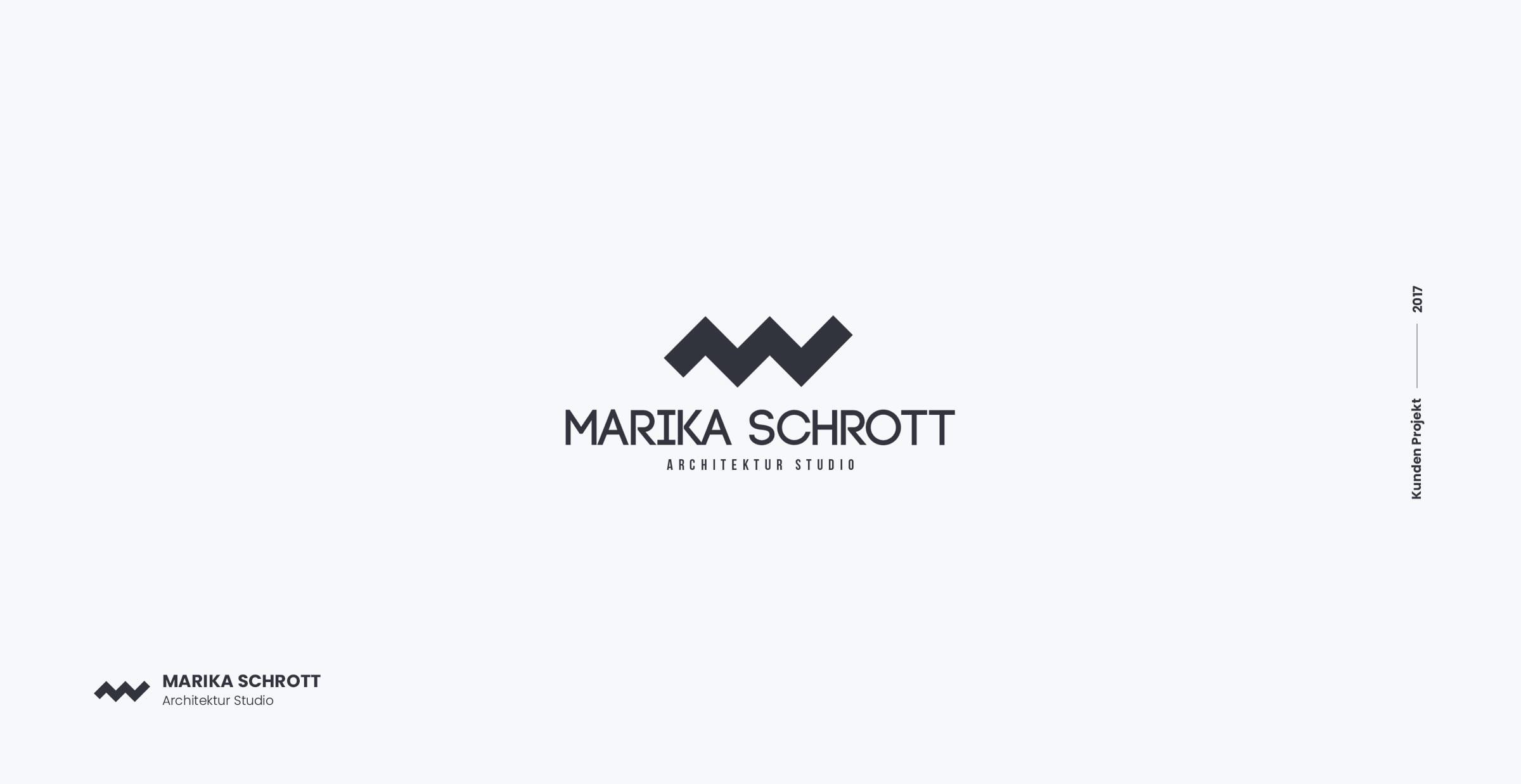 Architekt Logo Design