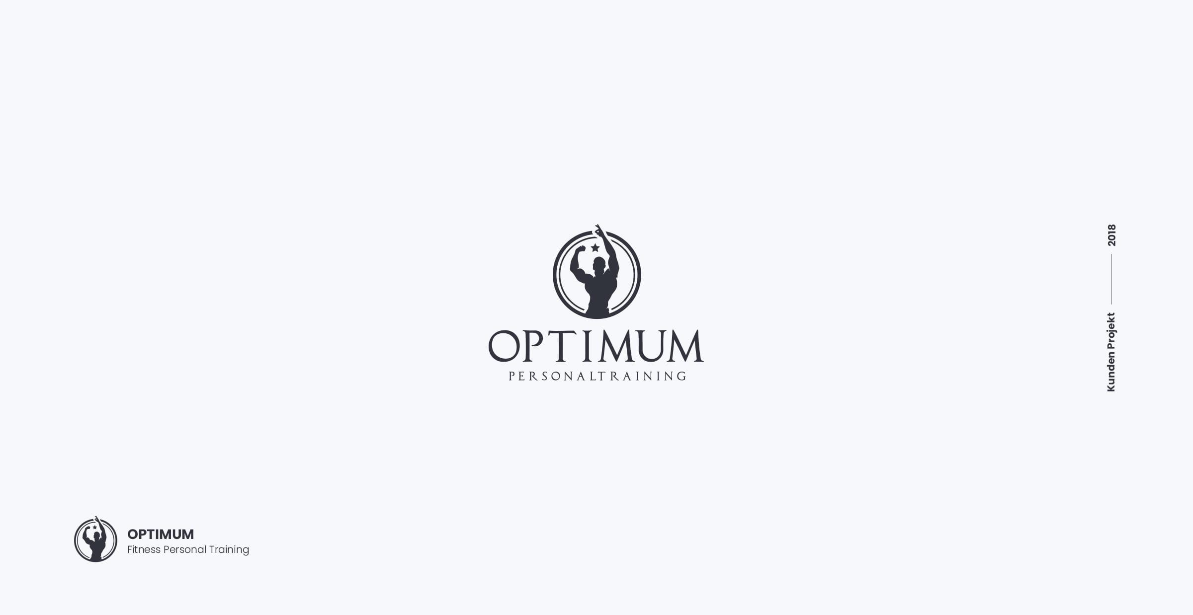 Personaltraining Logo Design