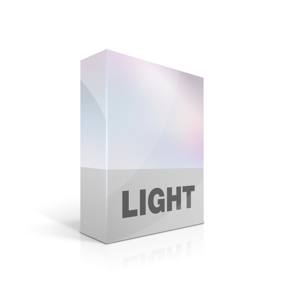 Webdesign Paket Light