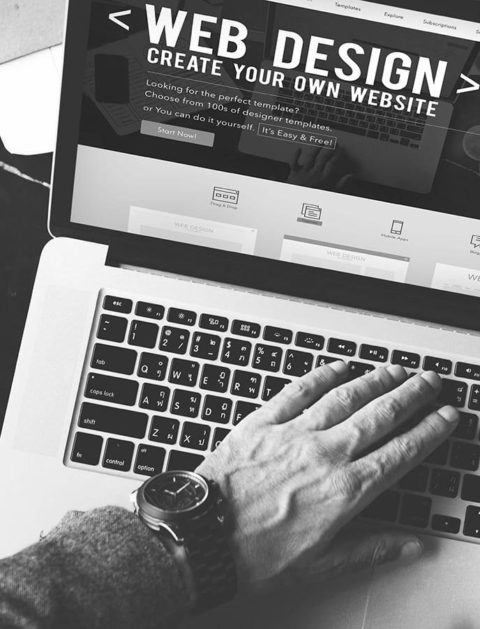 01. Webdesign & Entwicklung