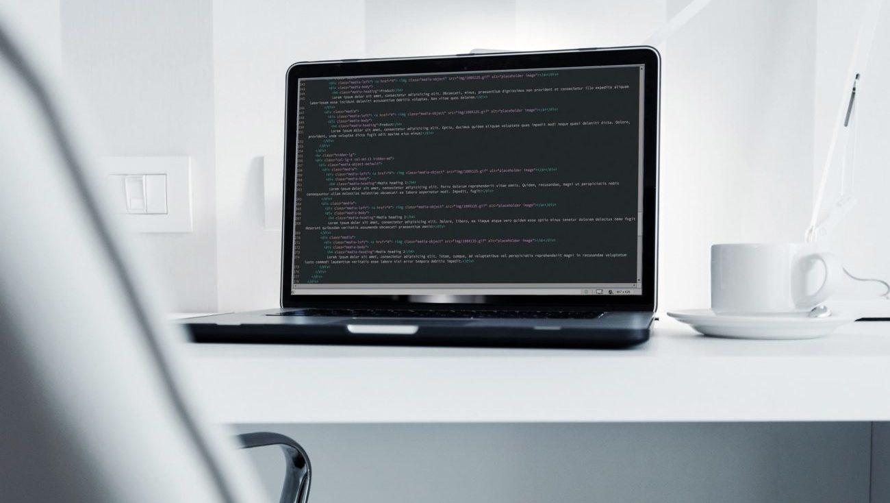 Webdesign Agentur Büro Blanko